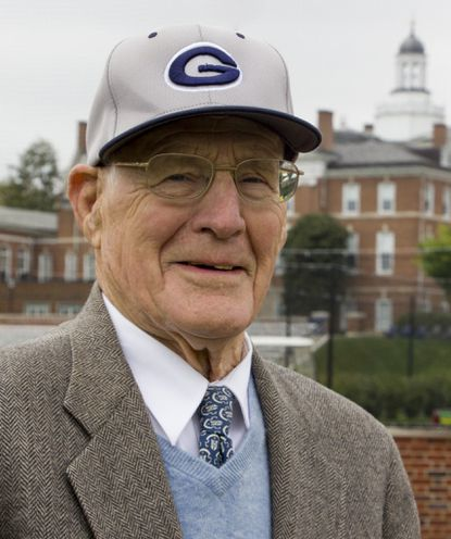 Redmond FInney spent 49 years at Gilman as a student, teacher and administrator.
