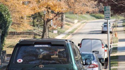 Wiltondale residents seek to limit Towson University student parking in the neighborhood
