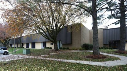 This flex building at 9176 Red Branch Road sold for $7.2 million to a joint venture of Feldman Bergin Properties and Fortified Property Group.