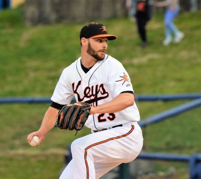 Orioles prospect Brenan Hanifee starting to see hard work pay off with overhauled pitch mix