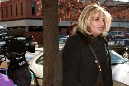 Former Columbia resident Linda Tripp, pictured in 1998, died this week.