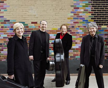An afternoon of old and new with Takacs Quartet, Pro Musica Rara