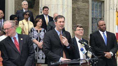 Olszewski asks legislators to consider school funding during special session