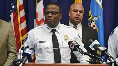 Baltimore Deputy Police Commissioner Andre Bonaparte did not file personal property tax returns for two businesses in 2017 and one of them in 2018 until this week, when The Baltimore Sun asked questions about his businesses.
