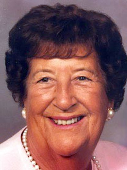Martha A. Dase accumulated almost 3,000 volunteer hours while working with nurses in the cardiac care unit at Greater Baltimore Medical Center.