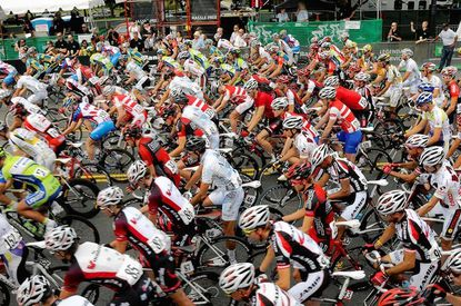 The TD Bank Philadelphia International Cycling Championship is set for this weekend.