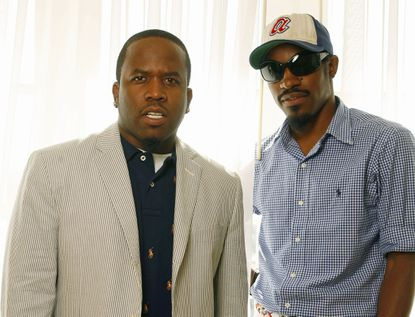 Exclusive: OutKast to headline 2014 BET Experience