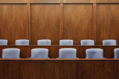 Rejected as a juror