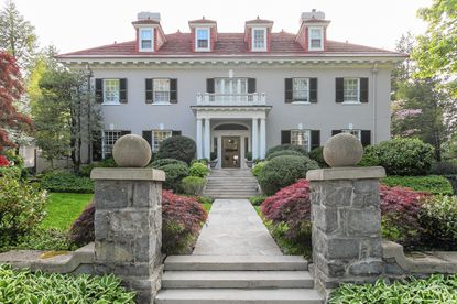 Roland Park house was once home to railroad tycoon Daniel Willard