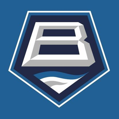 The official logo of the Arena Football League's Baltimore Brigade.