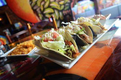 No Bueno: Canton's La Tolteca suffers from a serious lack of spices and flavor