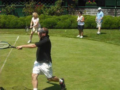 Liquor board chairman Fogleman moonlights as tennis reporter
