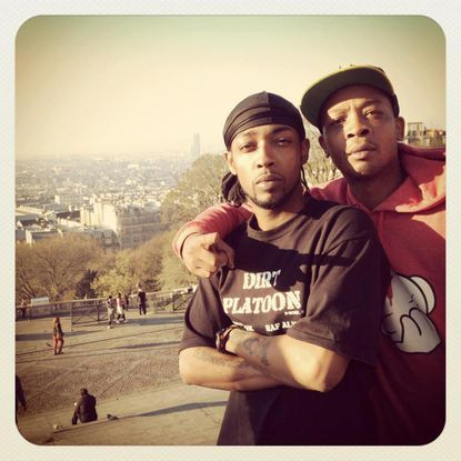 Rap Sheet: Dirt Platoon, Wordsmith, and Future Fest