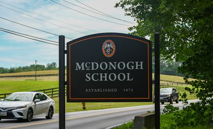 Federal officials awarded $5.75 million to the McDonogh School.