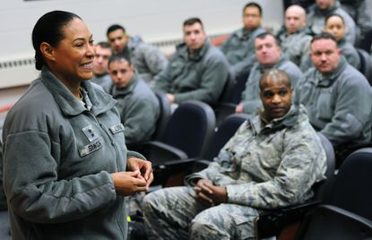 Maj. General Linda Singh is retiring as adjutant general of the Maryland Military Department, where she supervised 5,500 soldiers and airmen in the Maryland National Guard as well as 1,000 state and federal employees.
