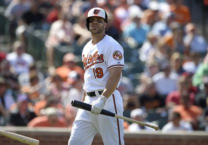Orioles notes on Davis' strikeout totals, returns of Clevenger and Hardy in Texas