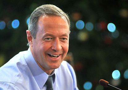 Gov. Martin O'Malley said he will probably introduce legislation on gun control in the upcoming General Assembly session.