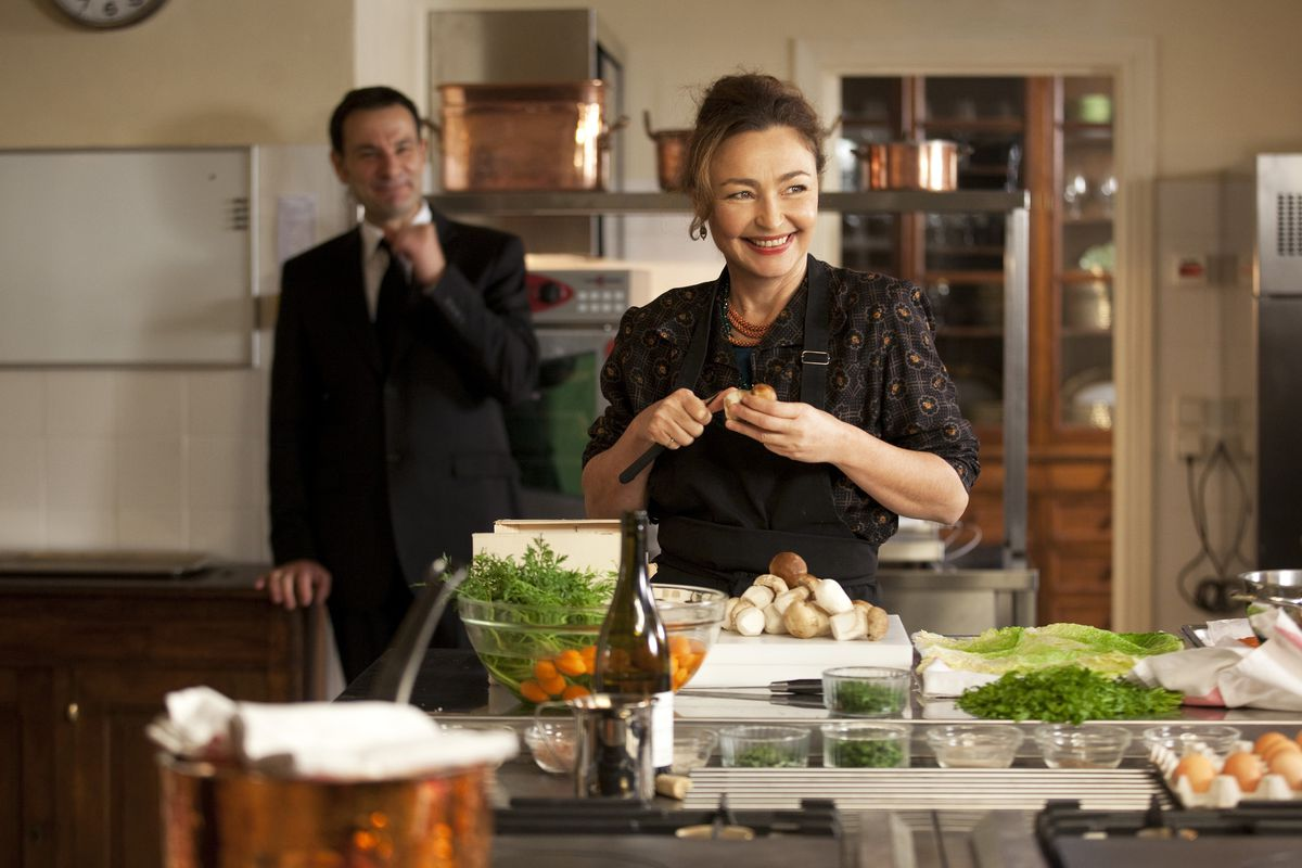 French Film Haute Cuisine About Mitterrand S Private Cook Opens Friday Baltimore Sun