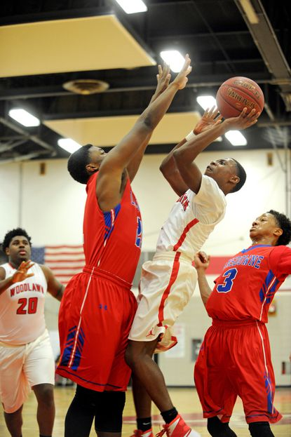 Roundup (Feb. 29): Woodlawn knocks No. 1 Poly out of regional playoffs