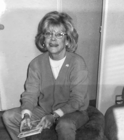 Barbara Anne Gunn, the daughter of James Gunn and his wife, Jean St. Martin Wyatt, was born in Baltimore and raised in Fort Washington, Pennsylvania.