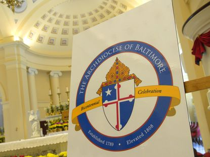 Baltimore archdiocese pays settlements to a dozen people