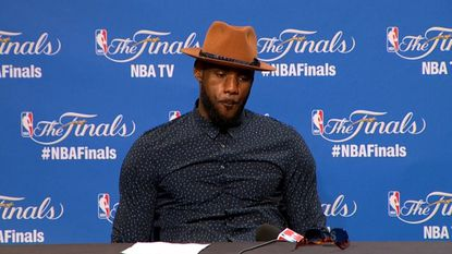 LeBron: Disappointment is same losing in Miami, Cleveland or Mars