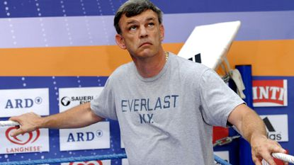 Teddy Atlas left the ring as a trainer to pursue a lucrative career in broadcasting, but he's back in the game in Timothy Bradley's corner.