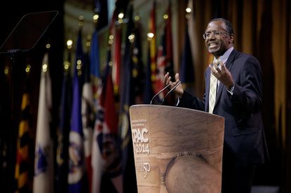 In retirement, Ben Carson moving closer to 2016