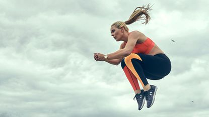 Lindsey Vonn appears in Under Armour Unlike Any campaign