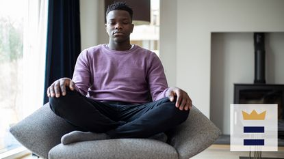 There is no right or wrong way to meditate, as long as you feel rested and restored after your practice.
