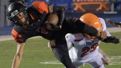 City scores 32 straight points to vanquish Poly in 130th football matchup