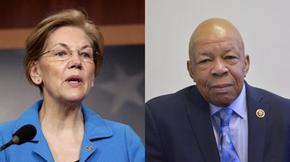 Rep. Elijah Cummings of Baltimore and Sen. Elizabeth Warren of Massachusetts are planning to introduce legislation Wednesday that would require $10 billion a year in federal funding to combat the opioid crisis.