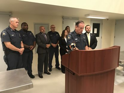 Harford sheriff announces THRIVE initiative to help reduce number of inmates returning to jail