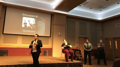 'Howard County is not excluded' from deadly gun attacks, police warn at defense training seminar
