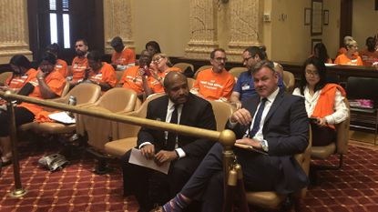 Baltimore City Council considers regulations for Airbnb-style hosts.