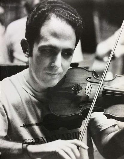 George Orner was the principal second violinist of the BSO.