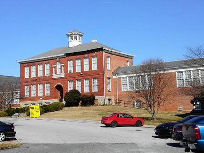 The Laurel Boys and Girls Club is located at the Phelps Center, a 100-year-old building that was formerly Laurel High School.