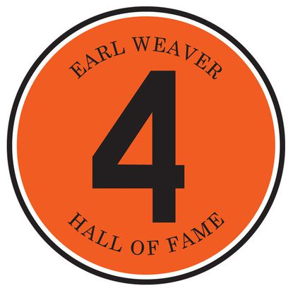 Orioles will wear jersey patch honoring late manager Earl Weaver