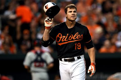 What you need to know about Chris Davis' suspension