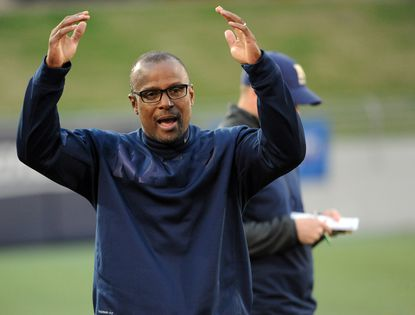 Given time, coach Rick Sowell has Navy lacrosse winning again