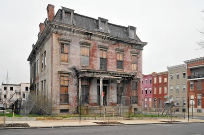 Sellers Mansion is sad relic, but could be a new cornerstone of Lafayette Square