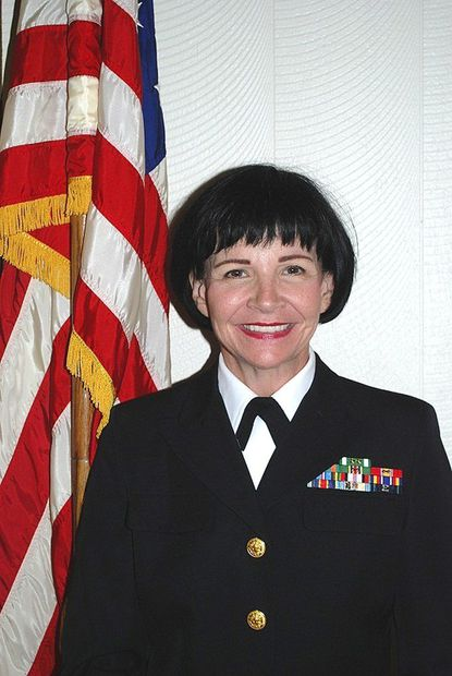 Legion auxiliary hosts guest speaker