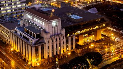 Los Angeles Times journalists vote 248-44 to unionize