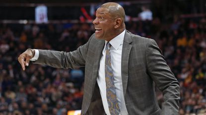 Clippers' Doc Rivers denies rumors of coaching Lakers, reveals secret deal to stay