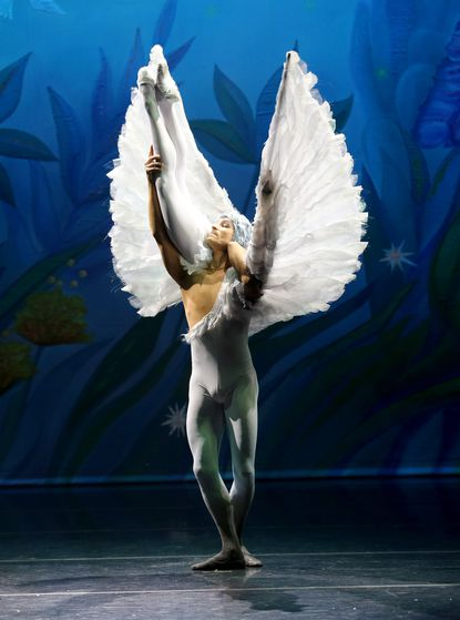 """The Dove of Peace from Moscow Ballet's """"Great Russian Nutcracker"""""""