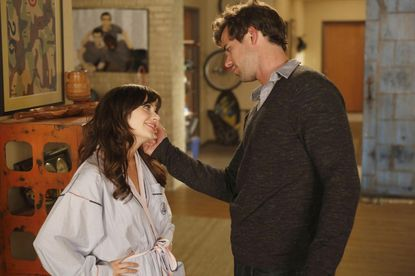 'New Girl' recap, Season two's saucy, shot-filled premiere