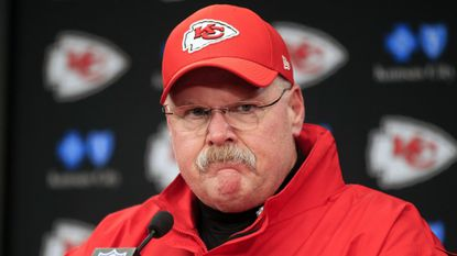 Radio host suspended indefinitely for comments about Andy Reid's family