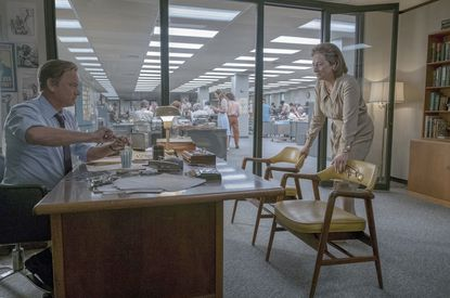 Witcover: 'The Post' reveals how Katharine Graham stood tall for journalism