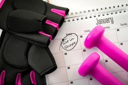 Many people will be trying to lose weight, eat healthier and get in shape for the new year.