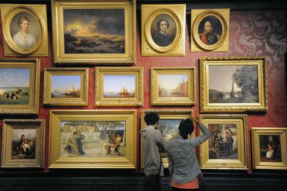 City attractions such as the Walters Art Museum have seen drops in attendancein the weeks following the protests and riots related to the death of Freddie Gray